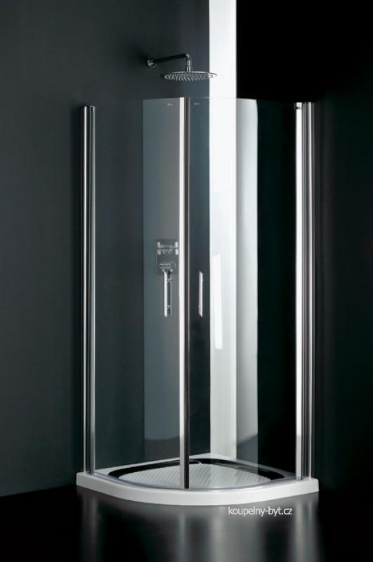 Sprchové kouty řaday AQVA ze sprchových koutů HOPA jsou řešením bezbariérového sprchového koutu