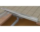 Odtokový žlab APZ1001 - svislý odtok