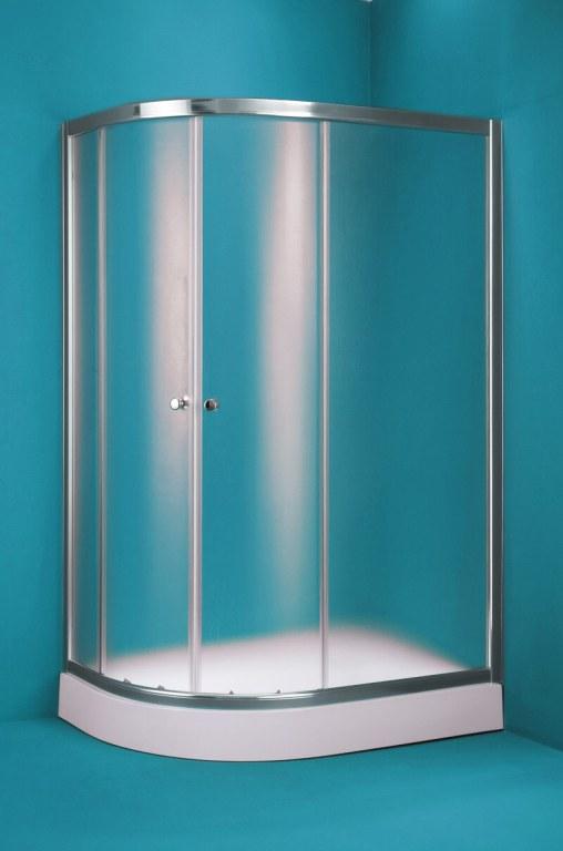 Atypické sprchové kouty