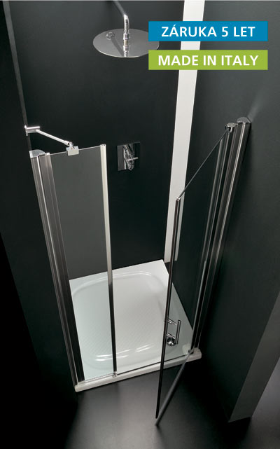 Sprchové dveře DUO