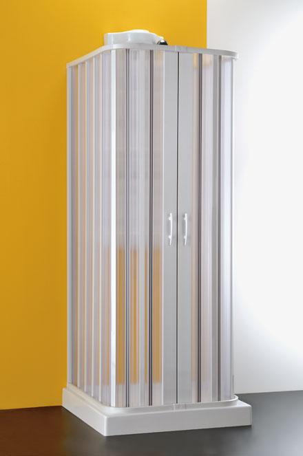 Sprchový kout Saturno 80x80x80