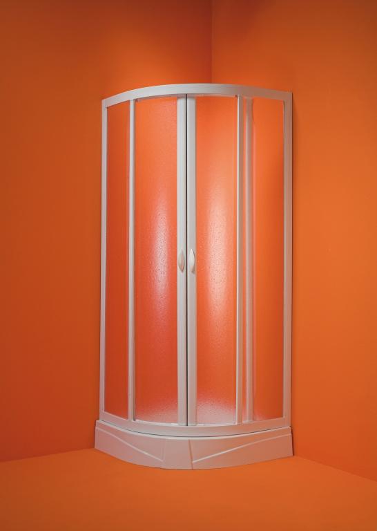 Sprchový kout Ponte Ex 80x80 cm