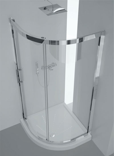 Sprchový kout Diana 80x80 cm
