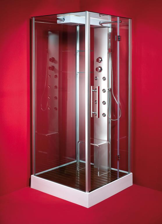 Sprchový box Zafra 90x90 cm