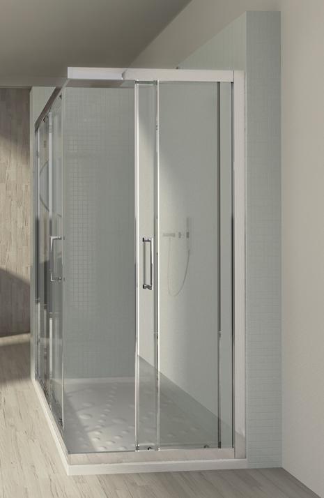 Sprchový kout Roma