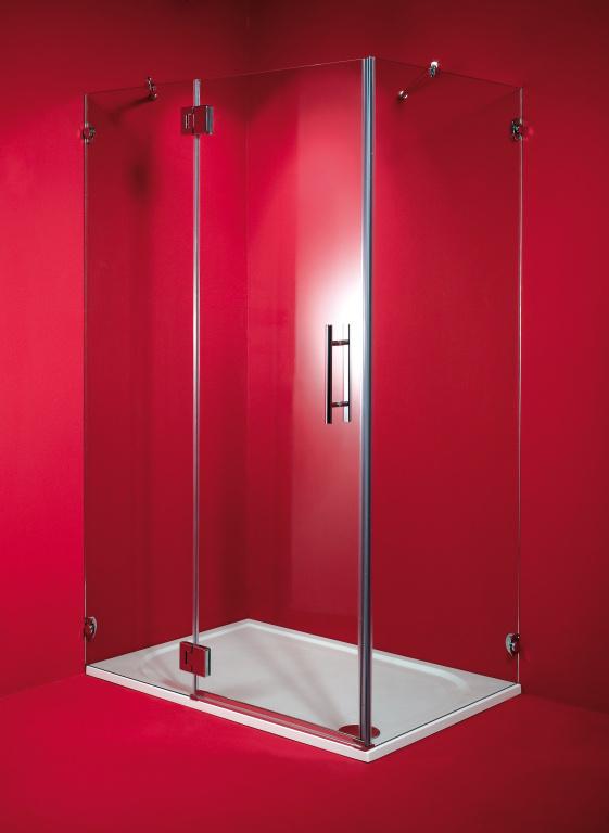 Sprchový kout Pilas 100x80 cm