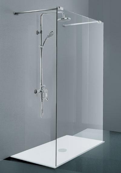 Sprchové kouty WALK IN